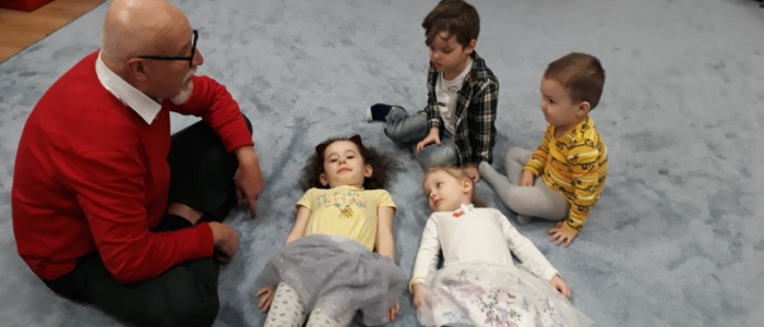 Profesor Tarkowski, Gadu Gadu, przedszkole czuby lublin, przedszkole lublin, centrum malucha, czyste przedszkole, lublin, ćwiczenia logopedyczne