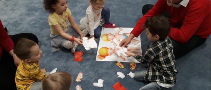Profesor Tarkowski, Gadu Gadu, przedszkole czuby lublin, przedszkole lublin, centrum malucha, czyste przedszkole, lublin, uczymy się ładnie mówić