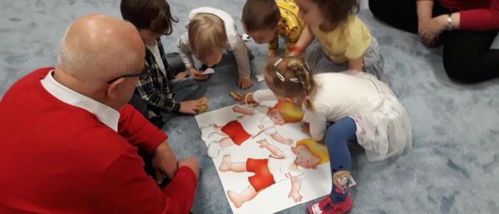 Profesor Tarkowski, Gadu Gadu, przedszkole czuby lublin, przedszkole lublin, centrum malucha, czyste przedszkole, lublin
